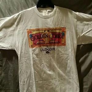 Luxor las vegas 9 volt lighted shirt